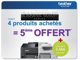 Brother offre Business Smart