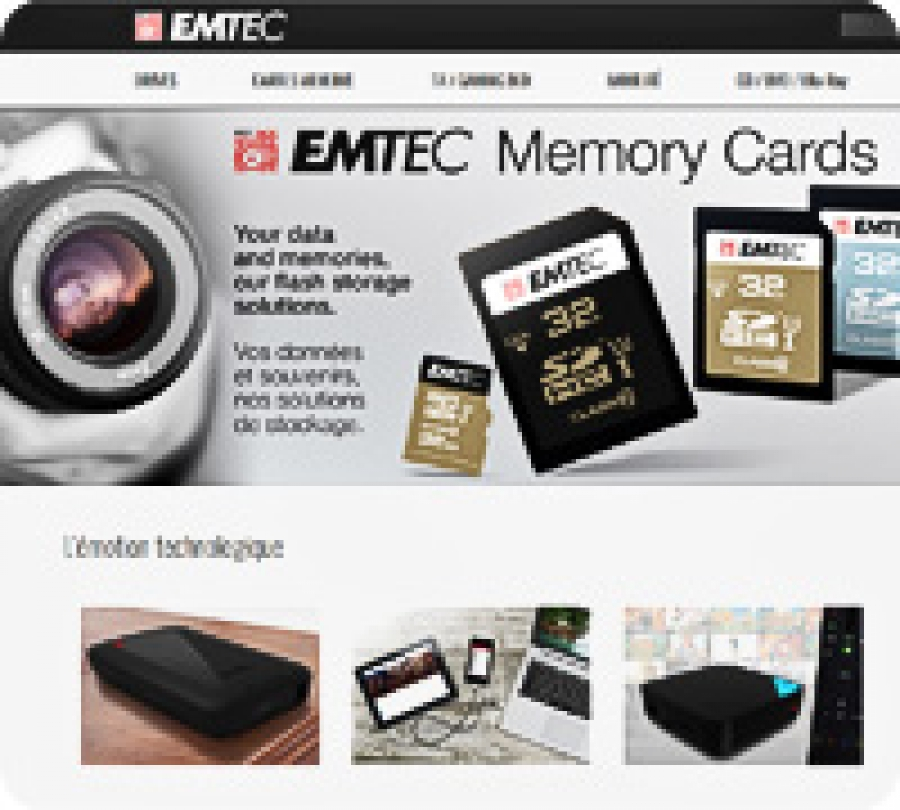 Découvrez le nouveau site Emtec