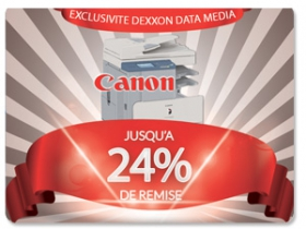 Canon promotion print