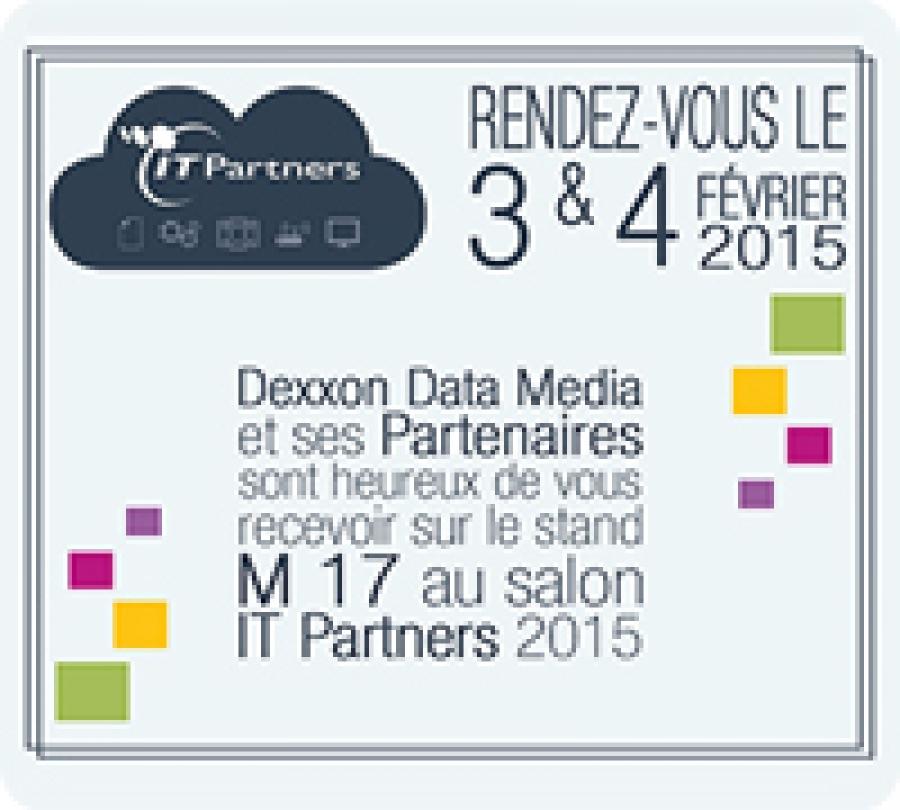 Salon IT Partners 2015 : une édition à ne pas manquer !