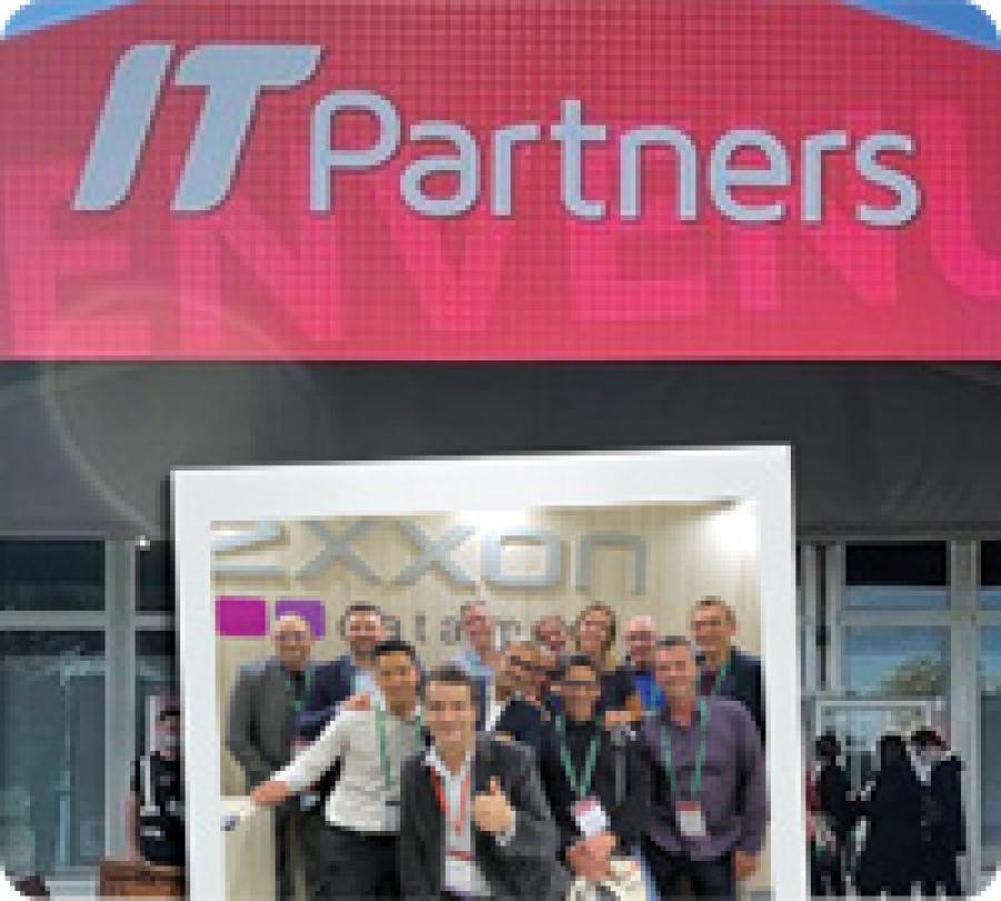 Retour en images sur le salon  IT Partners 2021