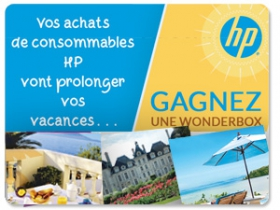 HP challenge consommables