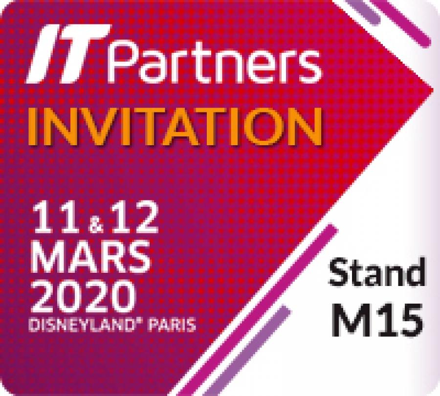 Invitation IT Partners 2020